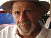 English: Photo of Jacque Fresco Français : Photo de Jacque Fresco.
