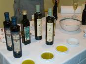 Oil tasting, BAIA October 2006 Wine Tasting, California, USA