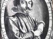 Portrait of a courtier poet typical in Montgomerie's day