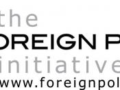 English: Logo of the Foreign Policy Initiative