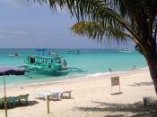 Boracay Island in Malay, Aklan.