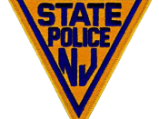 English: New Jersey State Police patch. Made with Photoshop.