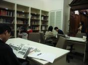 HK Dr Sun Yat Sen KomTongHall Library