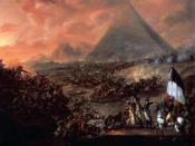 The Battle of the Pyramids, oil on canvas, 94 × 120,4 cm, Musée des Beaux-Arts, Valenciennes