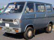 English: Suzuki Carry.