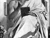 Ovid by Anton von Werner.