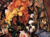 Cezanne: Chrysanthemums