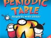 The Periodic Table (Simon Basher book)