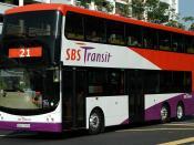 SBS Transit Volvo B9TL