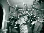 Español: fotografía del fenómeno paranormal