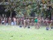 La Martiniere Military, Lucknow.