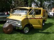Dodge Tradesman 100 Van