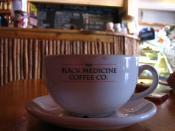 The Black Medicine Coffee Co.