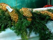 മലയാളം: Carrot carving