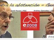 e2008 » Abstenció del PSC i CiU a la campanya contra l'abstenció ...