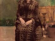 Français : Francesca CASADESUS (dite Ramadié au théâtre), mère de Luis CASADESUS