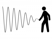 an illustration of the bullwhip effect