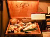 Gacy's art kit