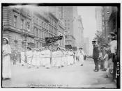 Suffragettes - Labor Day '13  (LOC)