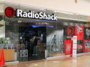English: A Radio Shack store in the Plaza Caracol shopping center on Boulevard Francisco Medina Ascensio in the city of Puerto Vallarta, Jalisco, Mexico.