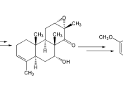Asymmetric total synthesis of quassin from carvone