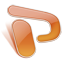 Icon for PowerPoint for Mac 2008