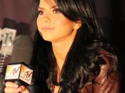 Inna, during an interview for MTV Europe (in September 2009)