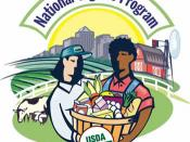 The National Organic Program administers the Organic Seal to products that meet the requirements.