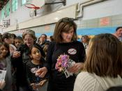 First Lady O'Malley Address Armistead Gardens Students on Bullying