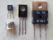 Electronic component - various bipolar transistors
