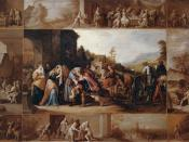Frans Francken (II) - The Parable of the Prodigal Son - WGA8205