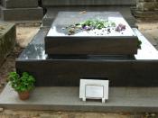 Grave of Susan Sontag