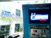 English: Makati Medical Center at Makati City, Philippines