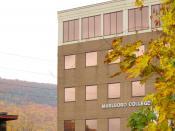 English: The Marlboro College Graduate School Building in downtown Brattleboro, Vermont