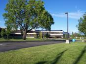 English: Bausch & Lomb Vision Care division campus in Rochester, New York