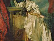Elizabeth Farren as Hermione in The Winters Tale