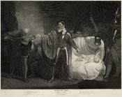 John Opie - Winter's Tale, Act II. Scene III