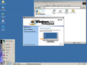 Screenshot of Windows 2000 Professional