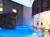 Hydrotherapy Spa Area