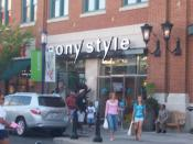 English: Sony Style at Easton Town Center