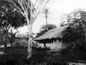 Equateur. - Ancienne station de l'Etat (1889) - p. 289