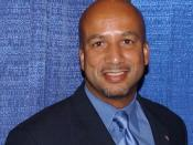 New Orleans mayor C. Ray Nagin