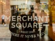 Merchant Square Door