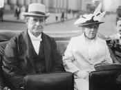 William Jennings Bryan and wife, N.Y., 19 June, 1915