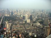 English: Bangkok Skyline, view from Baiyoke Sky Hotel