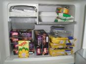 HK domestic refrigerator Icebox VITA Fast foods