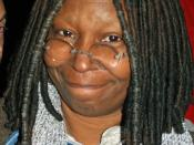 Whoopi Goldberg (the most recent winner) became the tenth winner, first winner to win two of their awards in the same year, and first African American winner in 2002.