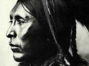 Two-hatchet, Kiowa