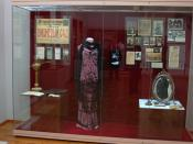 English: Memorabilia related to Anton Chekhov's The Cherry Orchard play