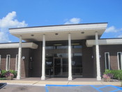 English: Security Bank in Stephens, AR